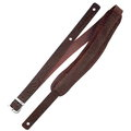 Richter Slim Deluxe Guitar / Bass Strap 1032 (cayman brown)