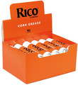 Rico Cork Grease RCRKGR12 (box of 12 pieces)