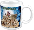 Rock Off Iron Maiden Boxed Standard Mug Somewhere Back In Time (11 oz)