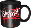 Rock Off Slipknot Boxed Standard Mug Dripping Flag  & Logo (11 oz)