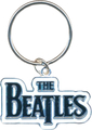 Rock Off The Beatles Keychain Drop T Logo (black)