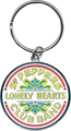 Rock Off The Beatles Keychain Sgt Pepper