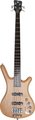 RockBass Corvette Basic 4-String (natural satin, passive, fretted)