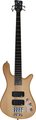 RockBass Streamer Standard 4-String (honey violin, passive, fretted)