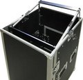 Rockcase 19 L Rack Flight Case 16HE-16U / 24316B (Black)