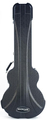 Rockcase Hollow Body Electric Bass ABS case / 10517 BCT/SB (curved, black)