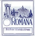 Romana Strings for Waldzither (set 9-strings)