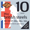 Roto Sound British Steels BS10 Regular (10-46)