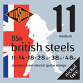 Roto Sound British Steels BS11 Medium (11-48)