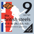 Roto Sound British Steels BS9 Super Light (9-42)