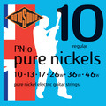 Roto Sound Pure Nickels PN10 Regular (10-46)