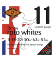 Roto Sound R11-54 / Roto Whites (custom gauge)