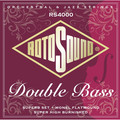 Roto Sound RS4000 Double Bass Strings Set (nylon/monel flatwound)
