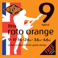 Roto Sound Roto Orange RH9 (9-46)