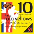 Roto Sound Roto Yellows R10-8 (10-74)