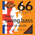 Roto Sound Swing Bass Stainless Steel RS665LC (40-125)