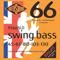 Roto Sound Swing Bass Stainless Steel RS665LD (45-130 - long scale)