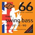 Roto Sound Swing Bass Stainless Steel RS66S (40-90 - short scale)