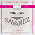 Savarez 540AS 3/4 guitar strings (alliance trebles with alliance basses)