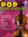 Schott Music Pop for Violin Vol 11 Every Breath You Take (incl. online audio)