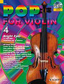 Schott Music Pop for Violin Vol 4 / Bright Eyes