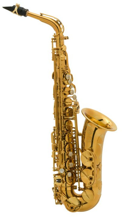 Selmer Reference 54 / Alto Saxophone (dark gold lacquer engraved)