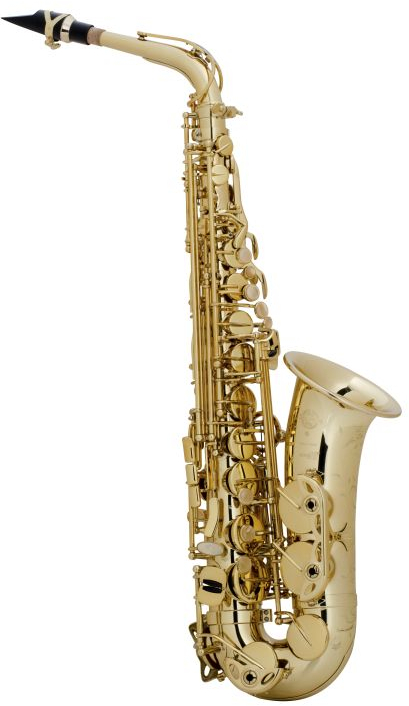 Selmer Series III / Alto Saxophone (gold lacquer engraved)