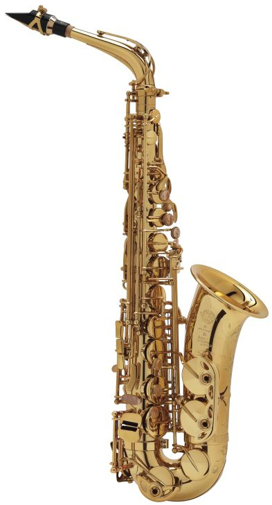 Selmer Super Action 80 Series II Alto Sax (gold lacquer engraved)