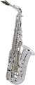 Selmer Super Action 80 Series II Alto Sax (silver plated engraved)