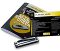 Seydel Soundcheck Vol. 1 - Blues Beginner Pack Lehrbücher für Mundharmonica