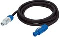 Showtec Powercon-M to Powercon-F Cable
