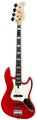 Sire Marcus Miller V7 Bass Guitar 4ST (bright metallic red - alder)