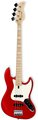 Sire Marcus Miller V7 Bass Guitar 4ST (bright metallic red - swamp ash)