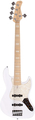 Sire Marcus Miller V7 Bass Guitar 5ST (white / fretless / swamp ash body)