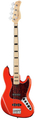 Sire Marcus Miller V7 Vintage Bass Guitar 4ST (bright metallic red - swamp ash)