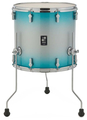 Sonor 1615 FT / Floor Tom (transparent stain black / 16' x 15')
