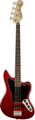 Squier Vintage Modified Jaguar Bass Special IL (crimson red transparent)