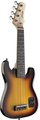 Stagg Electric Ukulele S Type (Sunburst)