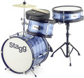 Stagg TIM JR 3/12B BL (blue)