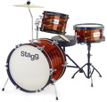 Stagg TIM JR 3/16B RD (red)