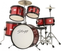 Stagg TIM JR 5/16 RD (Red)