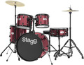 Stagg TIM120B RD (wine red)