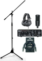 Steinberg UR22C Studio Set / incl. microphone, headphones, cable and stand