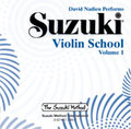 Summy Birchard Violin school Vol 1 Suzuki Shinichi / Performed by David Nadien