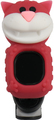 Swiff B72 Clip-on Cartoon Cat Tuner (red)
