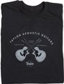 Taylor Cross Guitar T-Shirt XL (Extra Large)