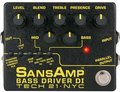 Tech 21 SansAmp Bass Driver DI (Version 2)