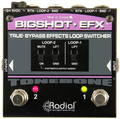 ToneBone by Radial BigShot EFX V2 / True Bypass Effects Loop Switcher (2 loops)