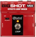 ToneBone by Radial BigShot MIX True Bypass Effects Loop Switcher