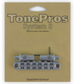 TonePros T3BT Tune-O-Matic Metric Posts (chrome)